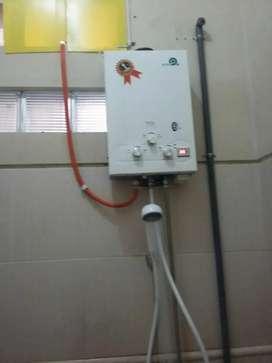 Water Heater Gas # Mandi Air Hangat Indah