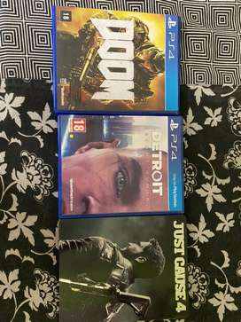 Ps4/ps5 games (sell or exchange)