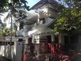 1600SqFt villa/ 5cent/3 BHK/ 65 lakh /Poochetty Thrissur