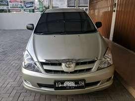 Toyota Kijang Innova G Diesel 2005 AT Matic Istimewa Sekali Solo