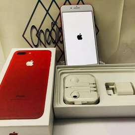 Apple I phone 7 plus 128gb best price with bill box warranty