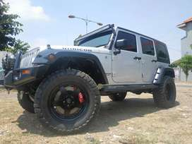 Jual Jeep Rubicon Full Option