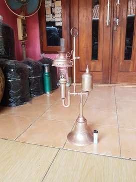 Lampu antik vintage tempoe doeloe minyak tanah