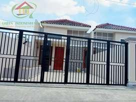 Termurah di Depok Kpr Rumah Ready Stock 3jt All in Free pagar & AC