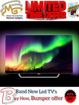 [Facebook, You Tube and more] 55 inch Smart LED TV