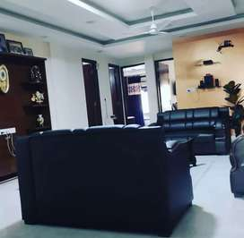 Furnished 3bhk flat for rent.