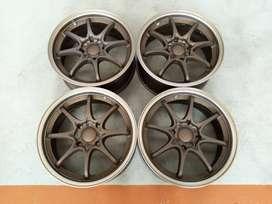 Velg Bekas Murah Buat Brio,Agya,Datsun,Vios Model Rep CE28 Ring 16x7