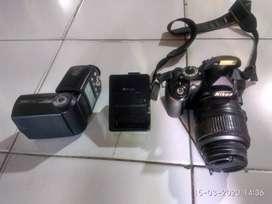 Kamera Nikon D3100