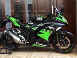 Kawasaki ninja 250 fi SE KRT 2017 km 6rb