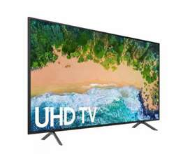 """50""""smart Android led tv."""