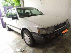Toyota corolla SE Saloon Ori 1985