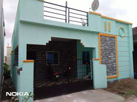 2.7 cent  newly built house for  sale  in Hosur  with HNTDA approval.