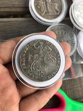 Koin Kuno Crescunt Concordia 1775