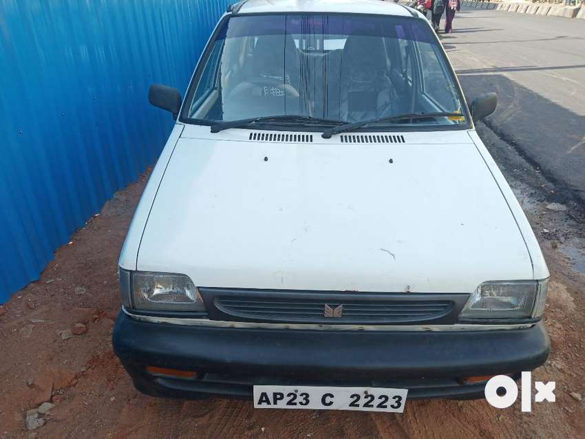 Maruti Suzuki 800 Std BS-III, 1999, Petrol 0