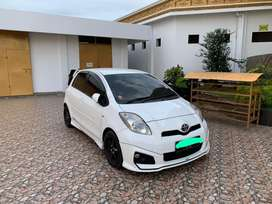 Yaris TRD Matic 2012