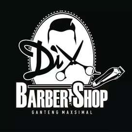Dibutuhkan segera kapster/barbershop/tenaga potong