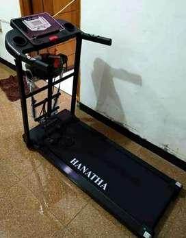 Sale Treadmill Elektrik 3 Fungsi Massager