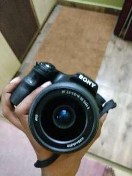 Sony Alpha 58 dslr camera