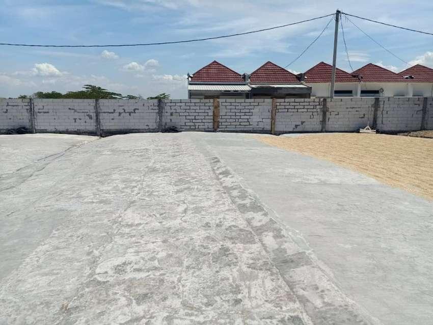 Dijual Gudang + Tanah Industri Buduran. Produksi Kardus dan Beras.