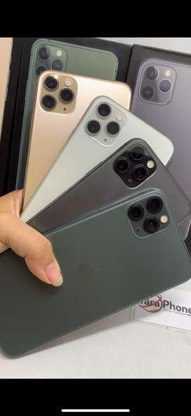 Iphone 11 promax 256gb Second ori