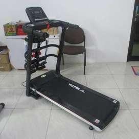 Treadmill elektrik bekas kondisi OKE tipe TL607