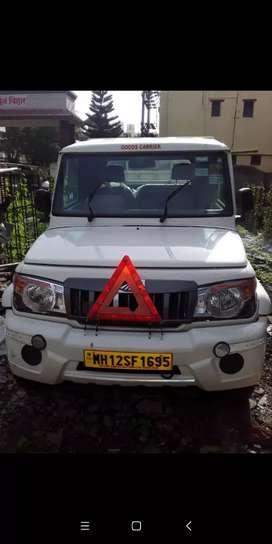 Mahindra Bolero pickup monthly or daily on rent