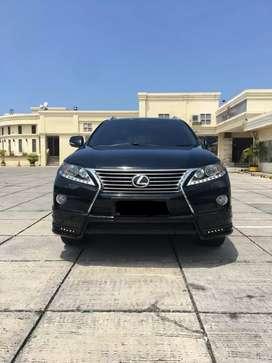 Lexus RX 270 Ultimate HK 2013 KM Rendah