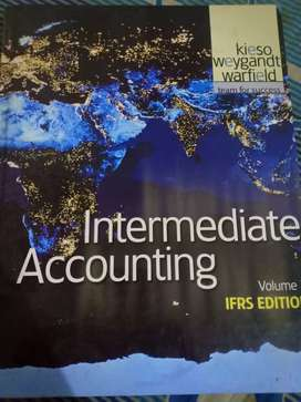 Intermediete Accounting IFRS Edition Original Book Cover