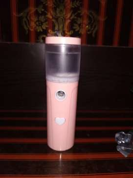 Sanitizer water machine with charger