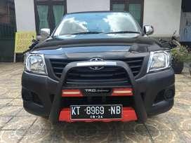 Toyota Hilux Single Cabin PU Manual 4x2 tahun 2014