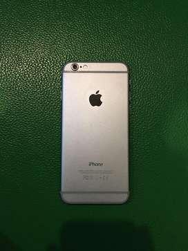 iPhone 6 Grey 64 GB (Semua Fungsi Aman)