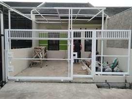 Bengkel las listrik spesialist pagar, canopy Dll. BERGARANSI