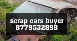 Scrap car's buyer in VIRAR