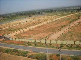 ECHS D18 Islmbad Block K 18th Avenuee main boolywoo pair plot for sale