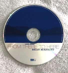 "CD audio ori Brian McKnight ""Greatest Hits"" - tanpa kotak"