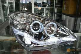 READY Headlamp LED Projector Avanza VVTI original eagle eyes