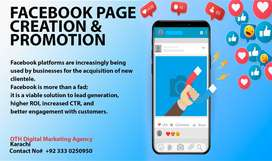 Business Facebook Page Promotion