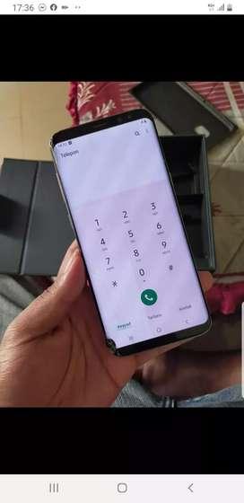 Samsung s8 plus sein ram 4/64 mines layat