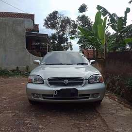 Suzuki Baleno DX 2001 Manual