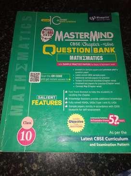 Master mind question bank class 10