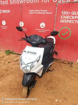 Good Condition Honda Dio Std with Warranty |  4714 Bangalore