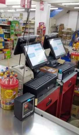 POS SOFTWARE for accessories shop , hardware store , paint store
