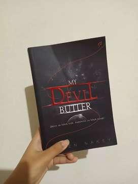 Jual buku My Devil Butler karya Queen Nakey