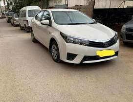 Toyota corolla Gli lein just 20% Advance pey..