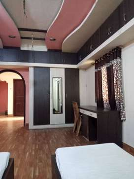 Full Furnished Room with homemade hygienic food