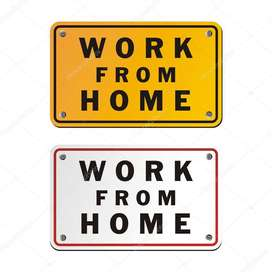 Requirement for job work from home Get monthly