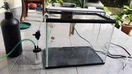 Aquarium Fullset Aquascape