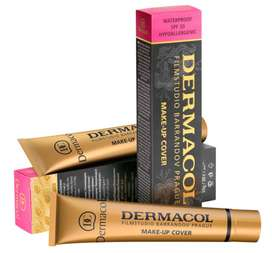 High Quality Dermacol Mack Up Cover SPF 30 g