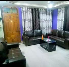 3bhk full furnished with furniture for sale in Rehabari