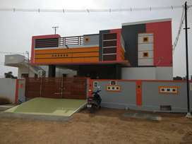 1 BHK Single bedroom house for rent in Rangampalayam